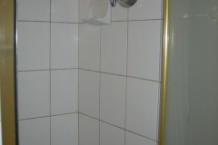 All new Hall Tiled Shower