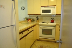 Upgraded kitchen and new appliances