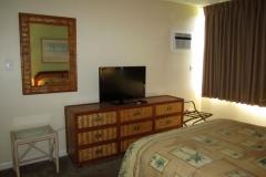 Master Bedroom - queen size bed - new carpeting