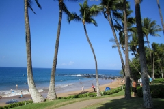Ulua Beach in south Maui for best Snorkeling