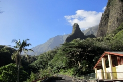 Iao Needle in Iao valley