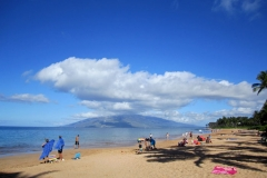 More of Kiwakapu Beach in Wailea