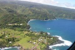 Maui coast line