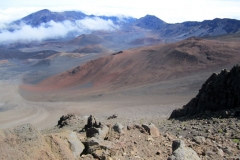 Haleakala Crater - Maui's highest peak