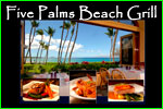 Five Palms Beach Grill